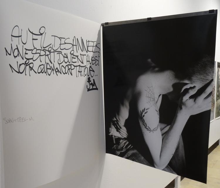 Quentin Pradalier 11 artistes pour 100 portraits La Rochelle