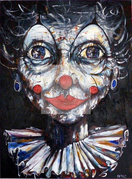Expositions d'Art dans la Gare de La Rochelle Camille Guerin