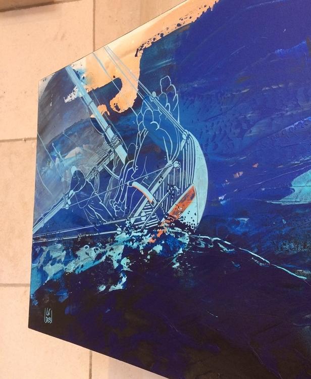 Expositions d'Art dans la Gare de La Rochelle LN DESS