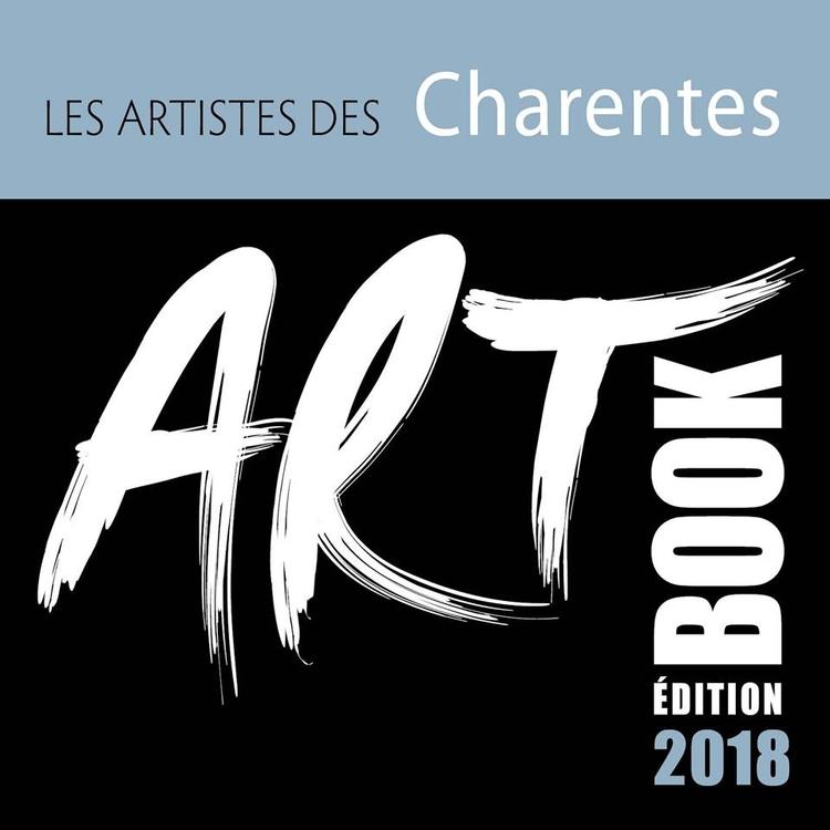 Artbook Edition 2018 les artistes des Charentes