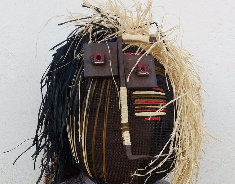 Jardin d'Aliz 2018 - Masque de Carine Picotin