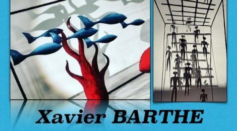 Expo xavier Barthe - Les rdv du 248 avenue Denfert Rochereau à La Rochelle - 6 et 7 octobre 2018