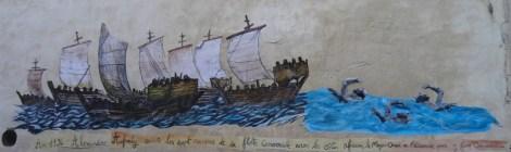 Noarnito des histoires sur les murs de La Rochelle - Aufredy
