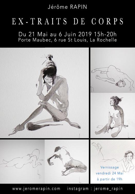 Jérôme Rapin - Corps et âmes