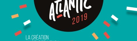 Arts Atlantic Festival des Arts 2019 - Affiche