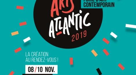 Arts Atlantic Festival des Arts 2019 - Affiche