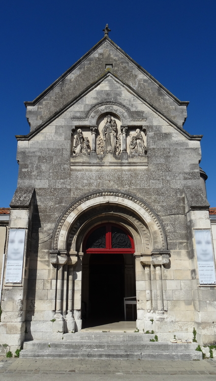 Laurent Lafolie - Chapelle des Dames Blanches - 14 sept au 27 oct 2019