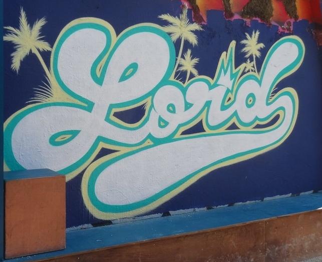 Lord La Rochelle - Graffiti Jam
