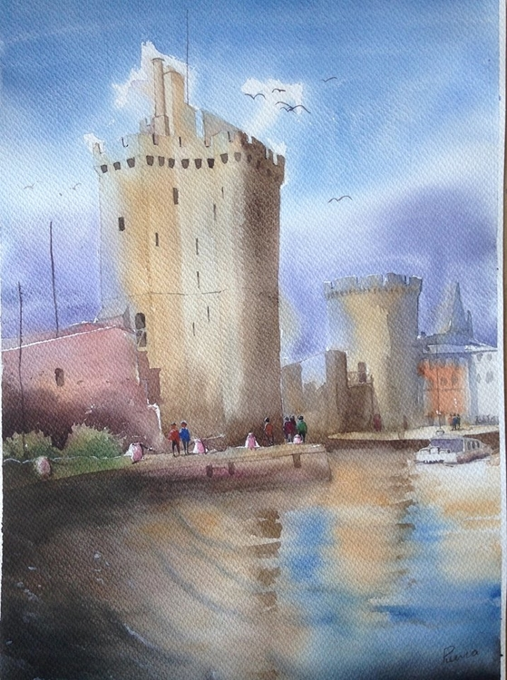Les Tours de La Rochelle - Sabino Puma