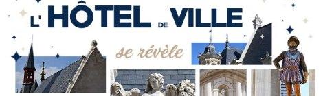 Célébrations d'une renaissance Hotel de ville La Rochelle