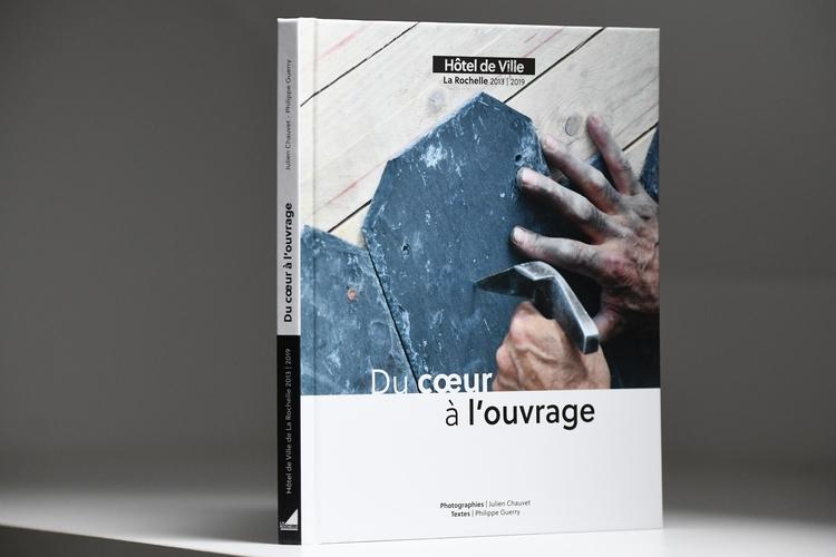 Du coeur à l'ouvrage de Julien Chauvet et Philippe Guerry