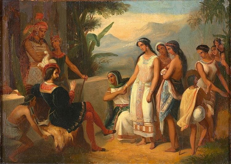 Exposition Les incas de Marmontel