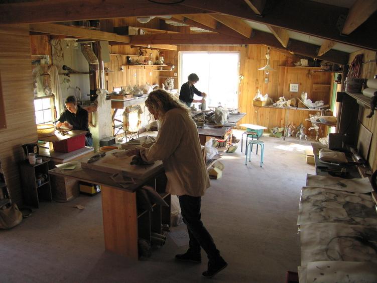 Atelier Terre à Terra Amata La Rochelle