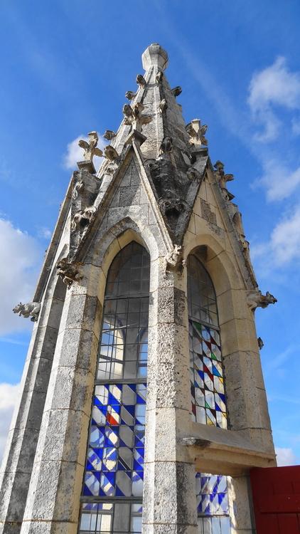 Tour de la lanterne - Marguerite La Rochelaise