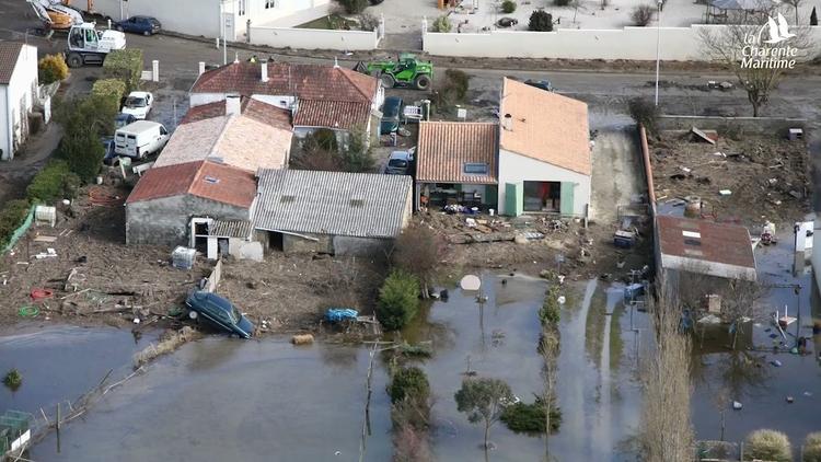 Expositon Face à Xynthia - La tempête 10 ans après