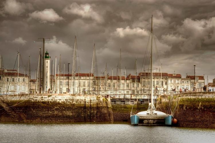 #fenetresurlarochelle Fenêtre sur La Rochelle par Franck Guillemotot