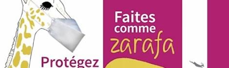 Zarafa - Restez chez vous