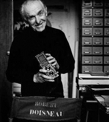 Robert Doisneau par Peter Hamilton