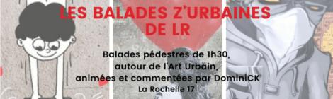 Les Balades z'urbaines de LR