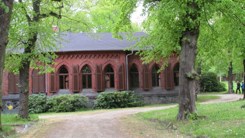 offizieller Pressetermin im Arboretum Vogtland.