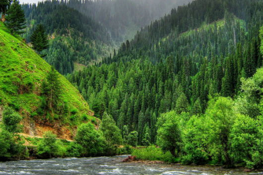 The Unexplored Places in Pakistan