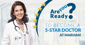 Are you a 5-star doctor?