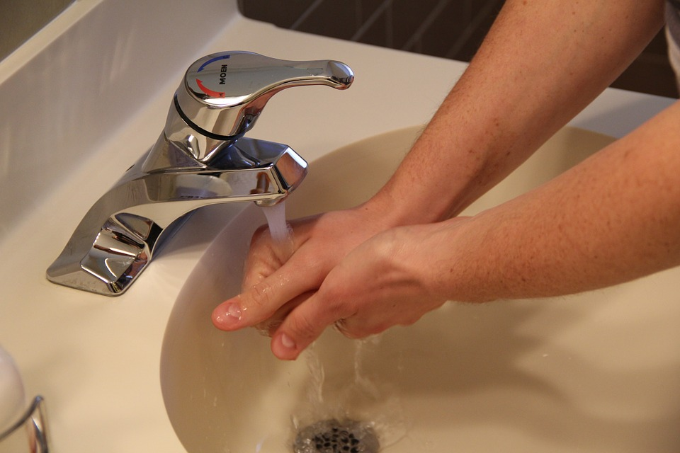 Washing hands regularly can save thousands of lives!