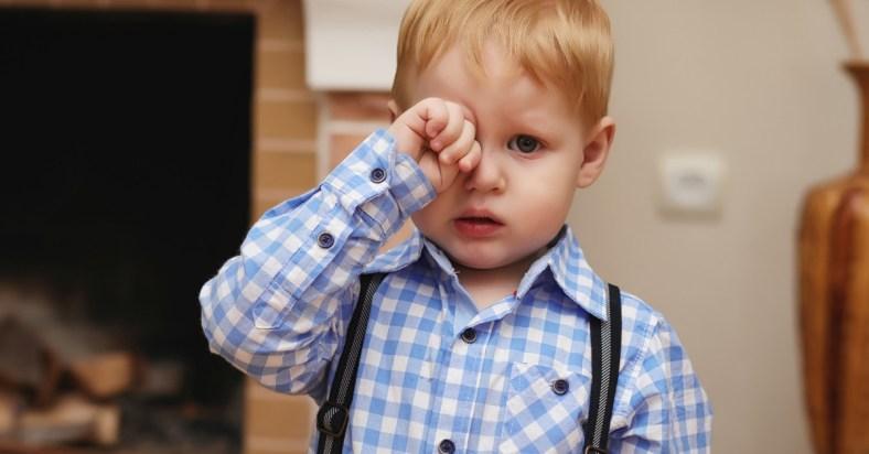 is your child's eyesight weak?