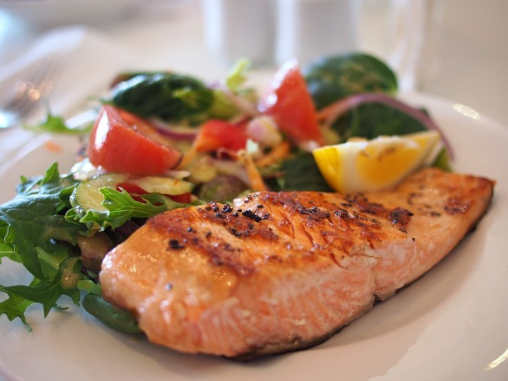 fish for weight loss
