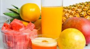 Healthy Refreshing Drinks in summer