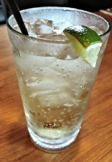 Non-Alcoholic Ginger Ale