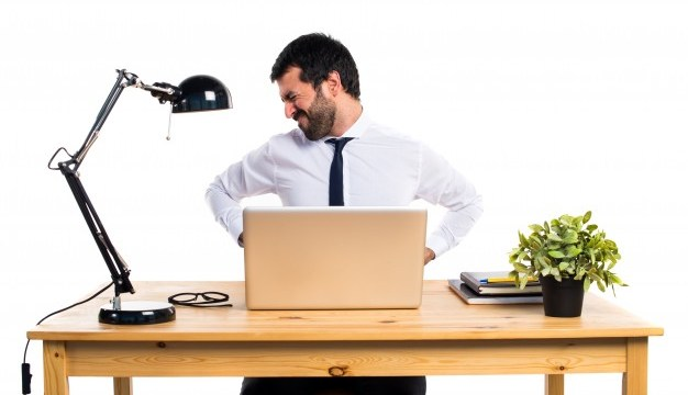 9 precautionary measures for your back at Work