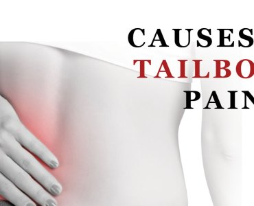 Causes of Tail Bone Pain