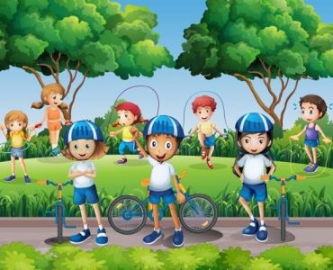 3 Types of Exercises Proven to be Beneficial for Kids