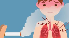 5 Effects of Second-hand Smoke on Lungs