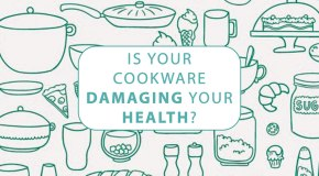 6 Basic Tips to Make Cooking in Non-Stick Pans Safe