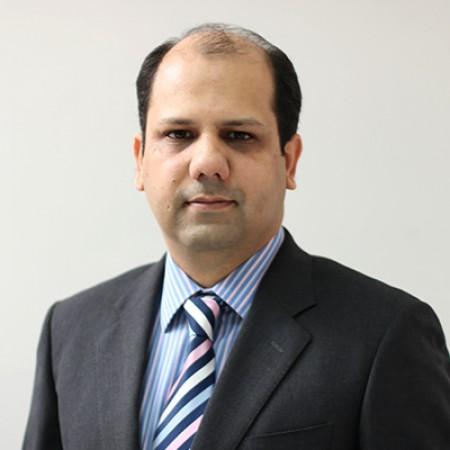 Dr. Nauman Zahoor Ahmed - Cardiologist
