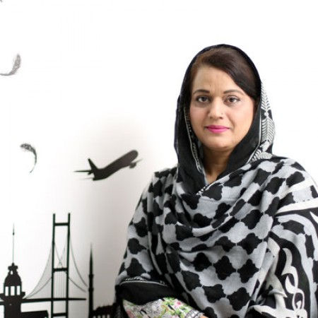 Dr. Syeda Riffat Iqbal