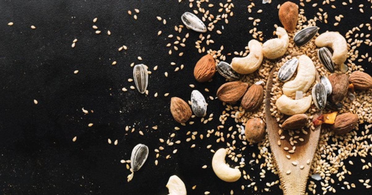 Enjoy Nuts and Reap these 6 Amazing Benefits