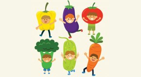 Tricks to Make Vegetable Eating Interesting for Kids