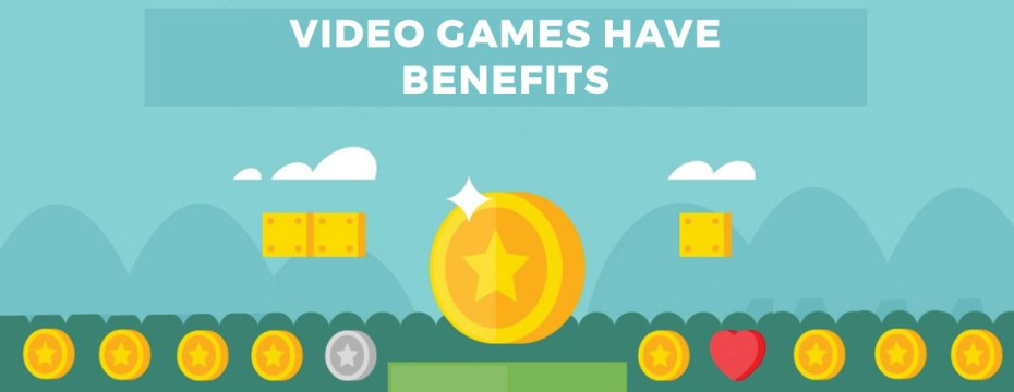 Benefits of Playing Video Games