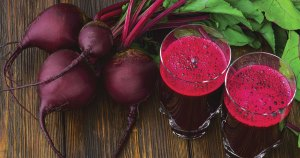 beet-root for muscels