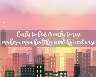 Health Gains Specifically for Early Birds