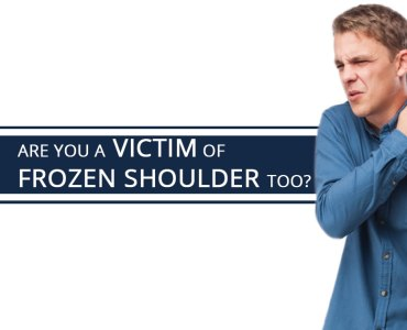 Treatment Options For Frozen Shoulder