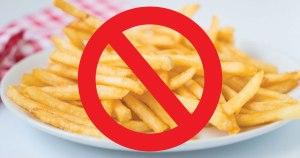 avoid fast food in diabetes