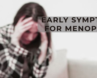 Common Symptoms of Premenopause