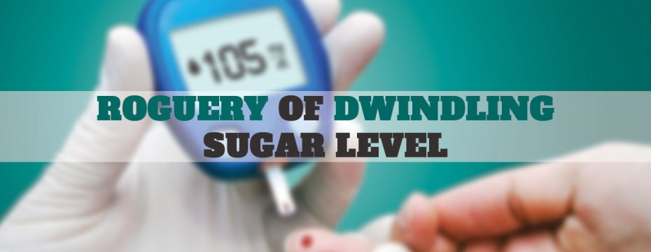 Clear Signals of Low Blood Sugar Level