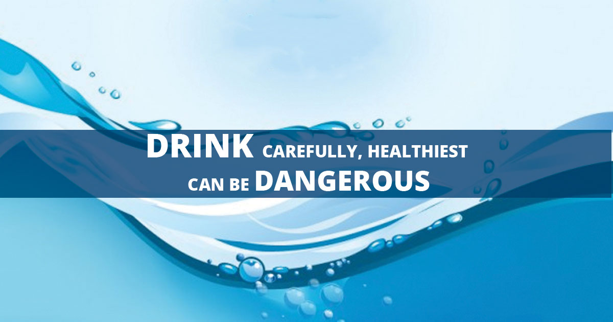 How Water can be Life Threatening!