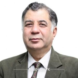 Prof. Dr. Asif Ali Shah