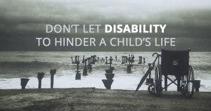5 Tips for Parents to Train Physically Disable Child